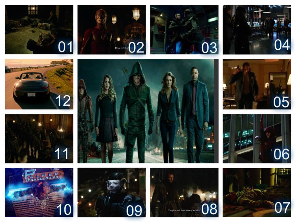 Arrow – 03×23 – My Name Is Oliver Queen