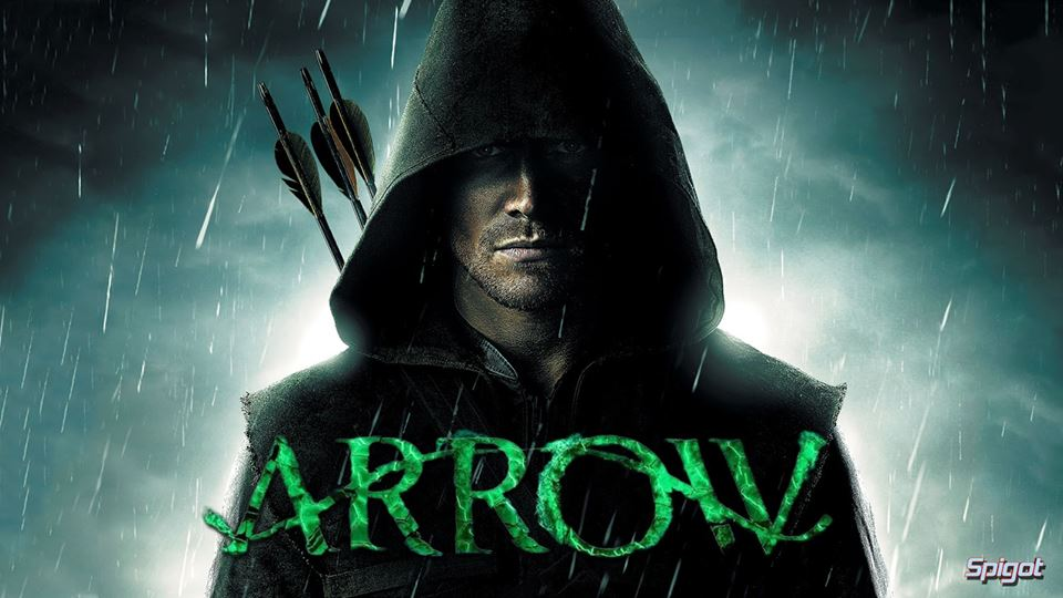 Comic Based TV Series 001 – Arrow