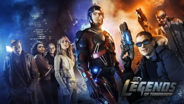 DC's Legends of Tomorrow | First Look Trailer | The CW