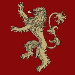 """""""Hear Me Roar!"""" (official) """"A Lannister Always Pays His Debts"""" (common saying)"""