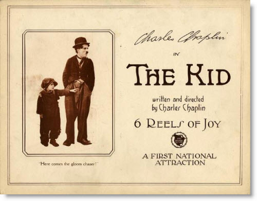 Charlie Chaplin – The Kid (1921)