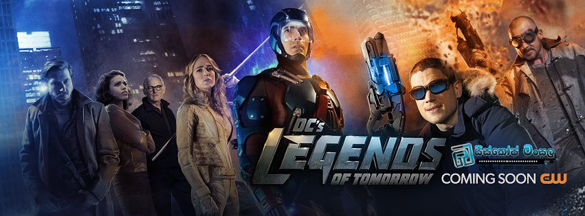 "The CW Television Network: ""DC's Legends of Tomorrow 