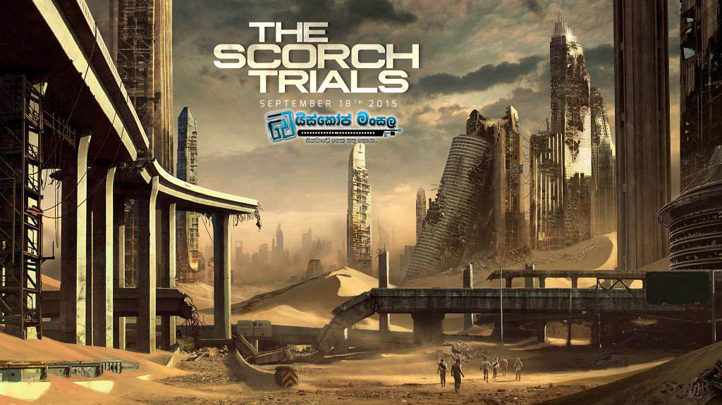 Maze Runner: The Scorch Trials | Official Trailer 2