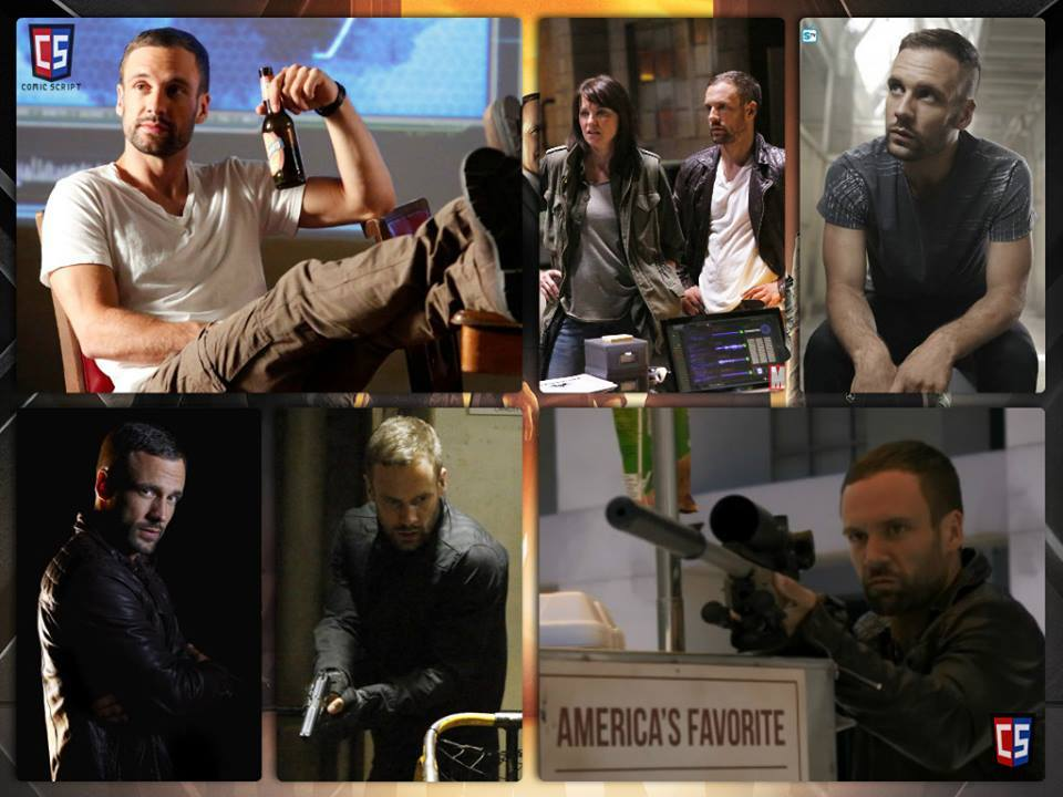 Marvel's Agents of S.H.I.E.L.D. characters – o8 | Lance Hunter