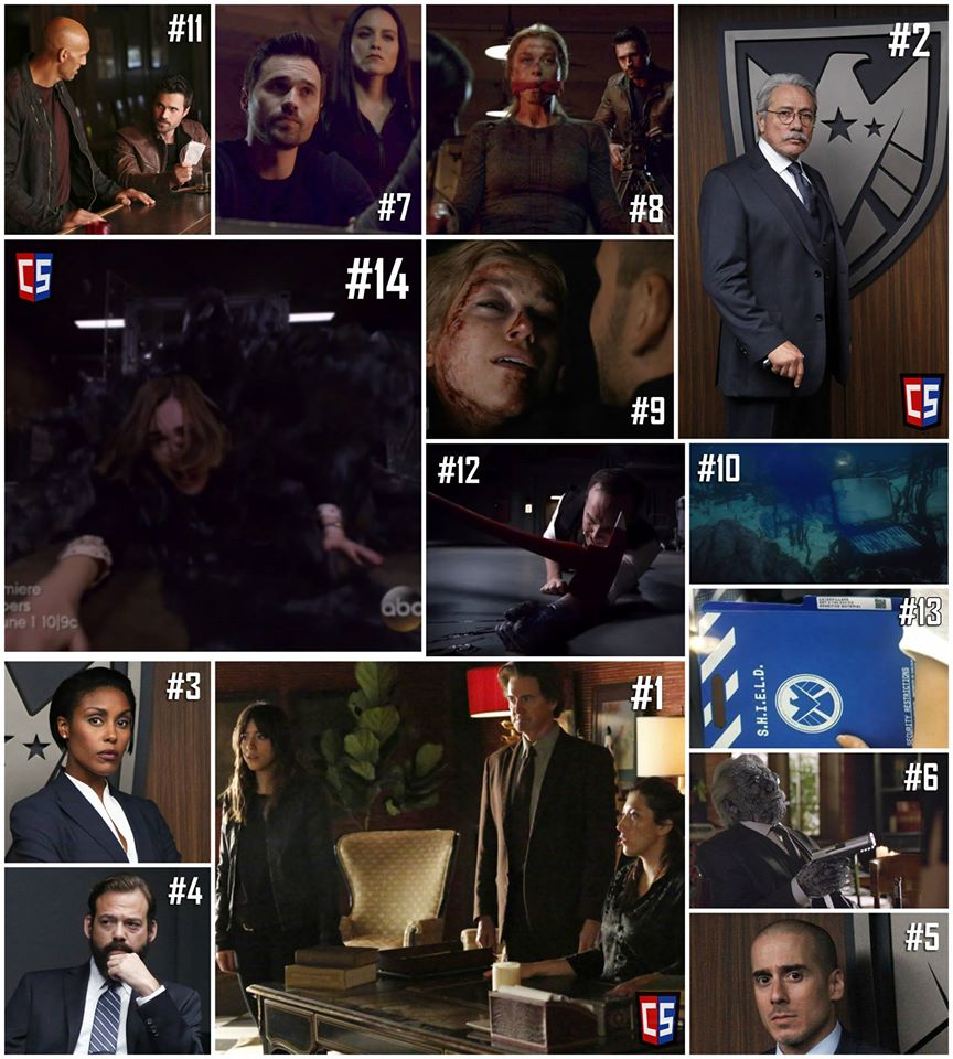 Marvel's Agents of S.H.I.E.L.D. Season 2  Review – Part 02