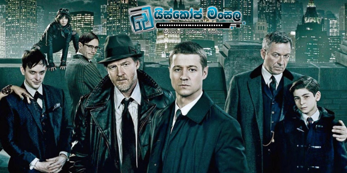 "Gotham Season 2 ""Villains Rising"""