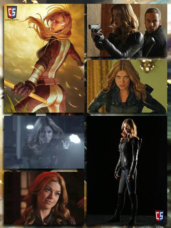 "Marvel's Agents of S.H.I.E.L.D. characters – o7 | Barbara ""Bobbi"" Morse / Mockingbird"