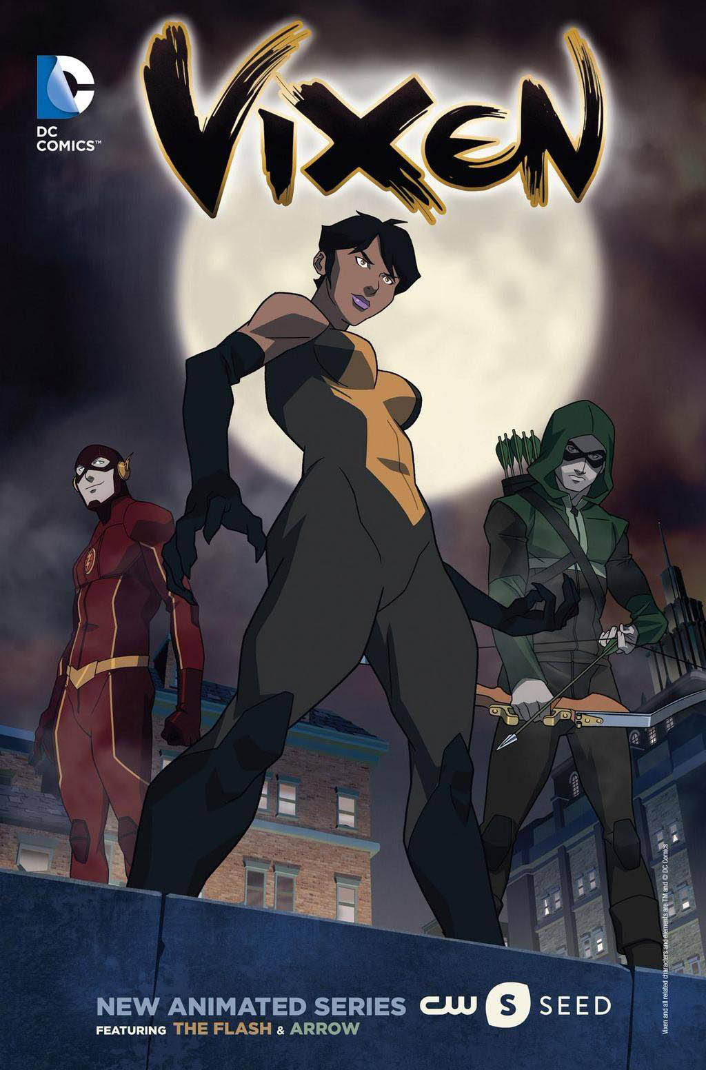 Comic Based TV Series 005 – Vixen