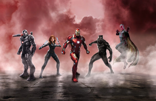 Captain-America-Civil-War-Iron-Man-Team