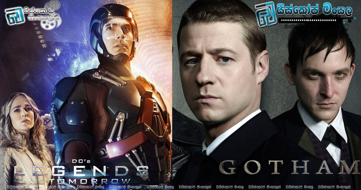 DC's Next Crossover Is Obvious: 'Legends of Tomorrow' Meets 'Gotham' : සුදානම් වෙන්න