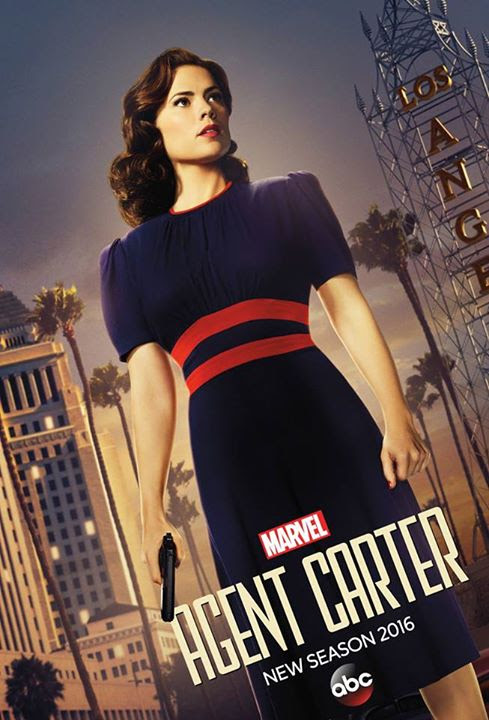 Marvel Cinematic Universe – TV Series 02 | Agent Carter