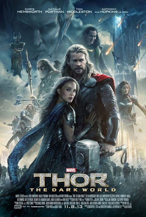 Marvel Cinematic Universe – Movies 2 | 02 – Thor: The Dark World (2013)