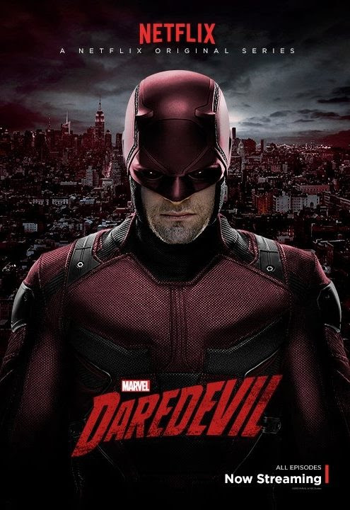 Marvel Cinematic Universe – TV Series 03 | Daredevil