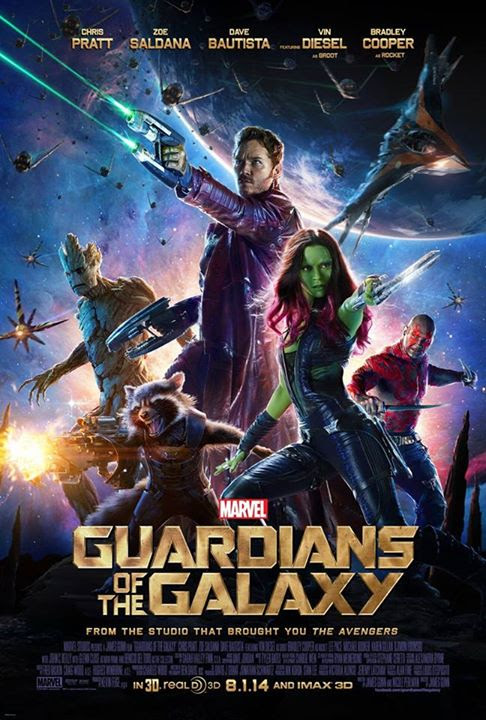 Marvel Cinematic Universe – Movies 2 | 04 – Guardians of the Galaxy (2014)