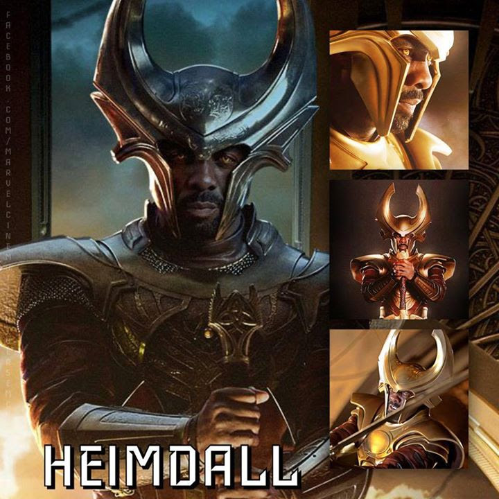 Marvel Cinematic Universe – Characters [Asgard] – 04 | Heimdall