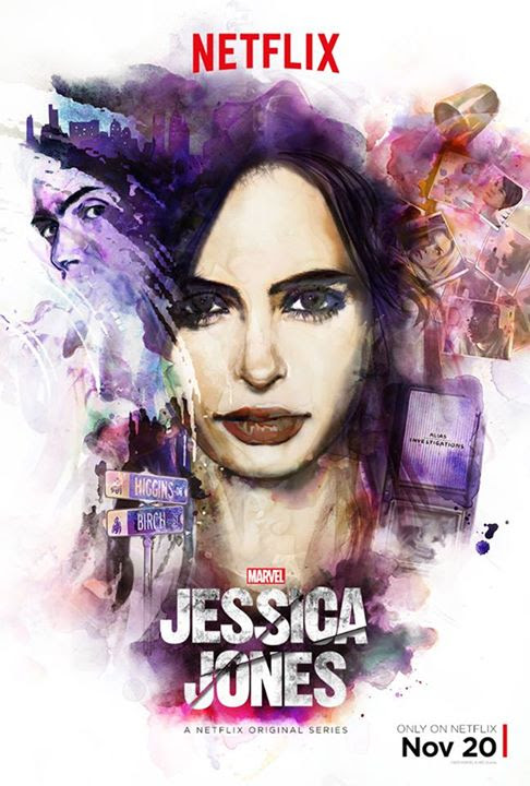 Marvel Cinematic Universe – TV Series 04 | Jessica Jones