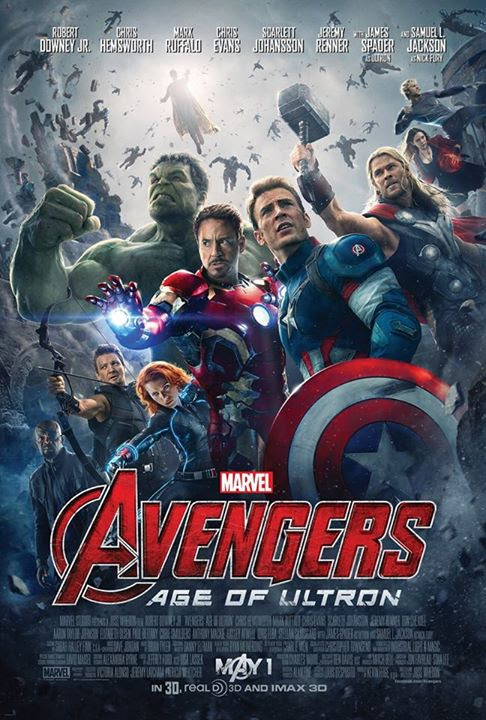 Marvel Cinematic Universe – Movies 2 | 05 – Avengers: Age of Ultron (2015)