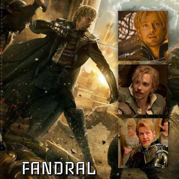 Marvel Cinematic Universe – Characters [Asgard] – 07 | Fandral