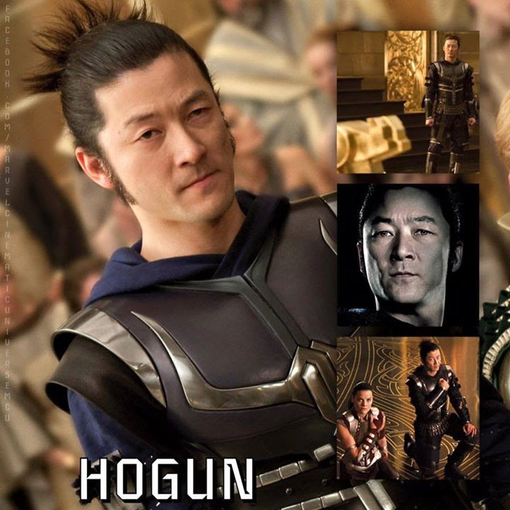 Marvel Cinematic Universe – Characters [Asgard] – 08 | Hogun