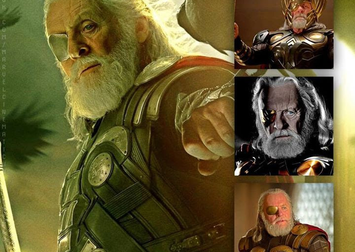 Marvel Cinematic Universe - Characters [Asgard] - 01 | Odin