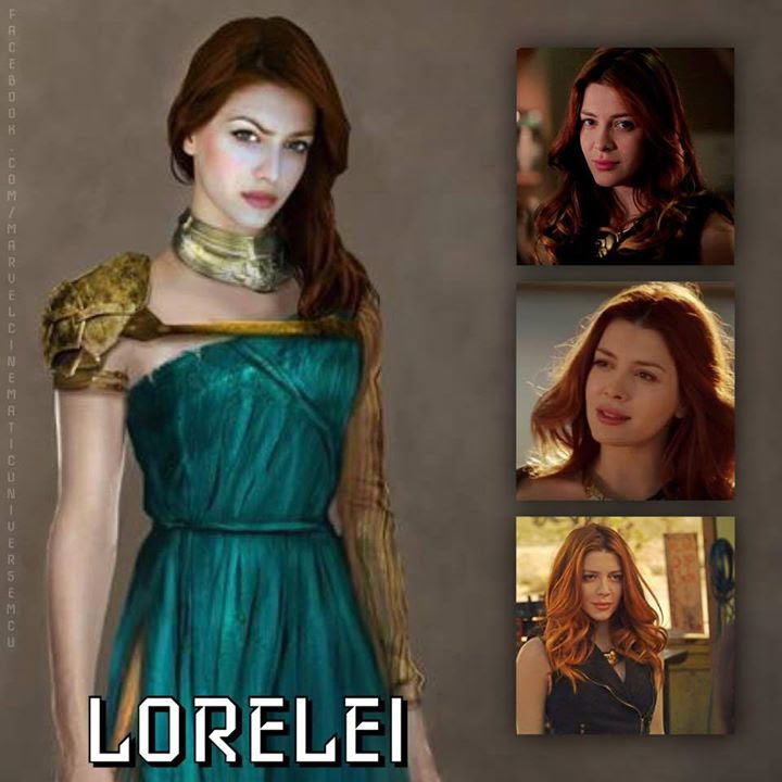 Marvel Cinematic Universe – Characters [Asgard] – 10 | Lorelei