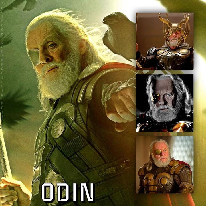 Marvel Cinematic Universe – Characters [Asgard] – 01 | Odin