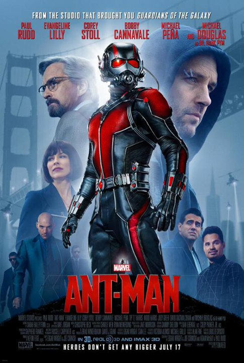 Marvel Cinematic Universe – Movies 2 | 06 – Ant-Man (2015)
