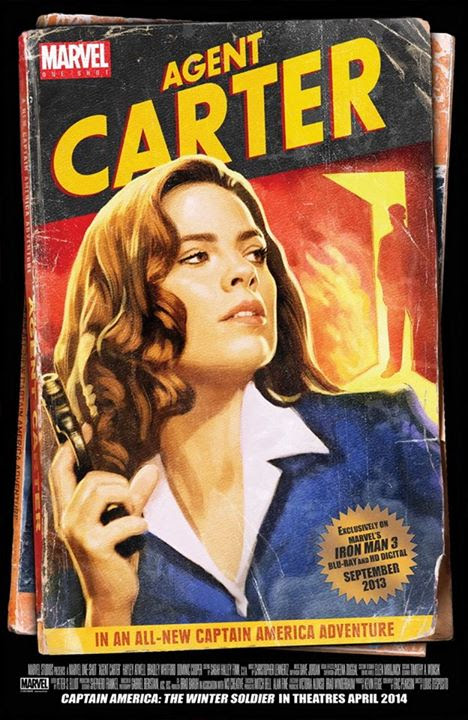 Marvel Cinematic Universe – OneShot 01 – Agent Carter