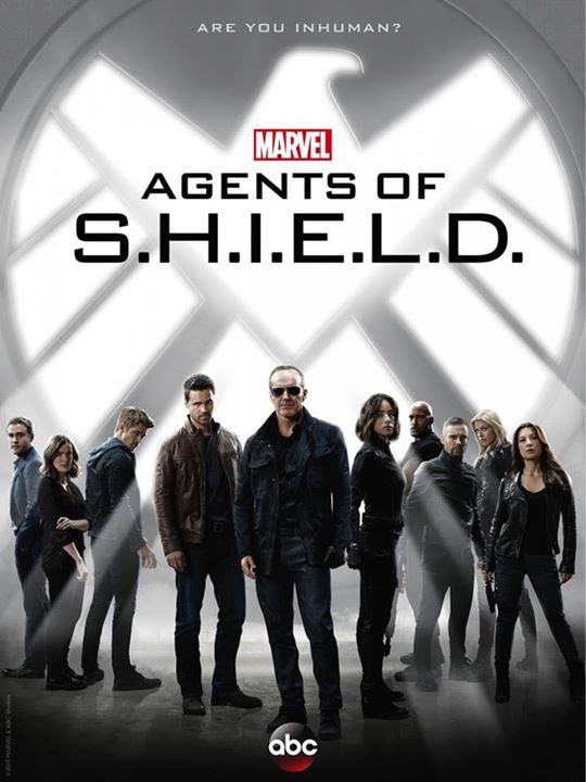 Marvel Cinematic Universe – TV Series 01 | Agents of S.H.I.E.L.D.