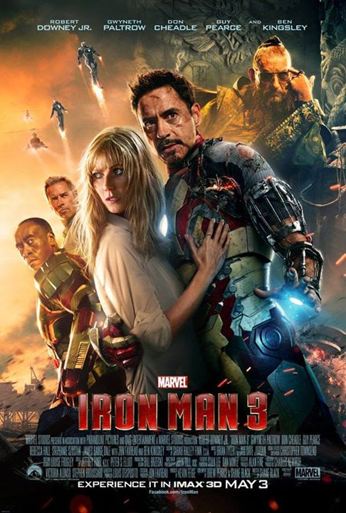 Marvel Cinematic Universe – Movies 2 | 01 – Iron Man 3 (2013)