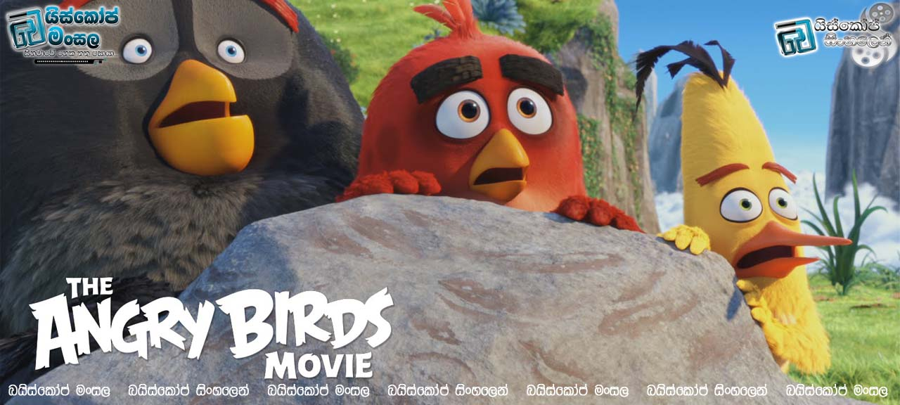 THE ANGRY BIRDS MOVIE – Official Theatrical Trailer