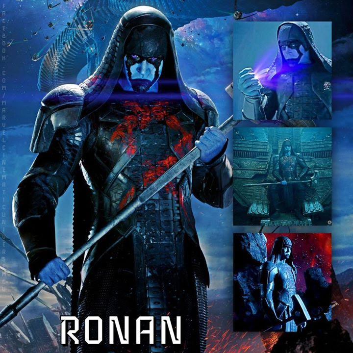 Marvel Cinematic Universe – Characters [Villains] | 02 | Ronan the Accuser