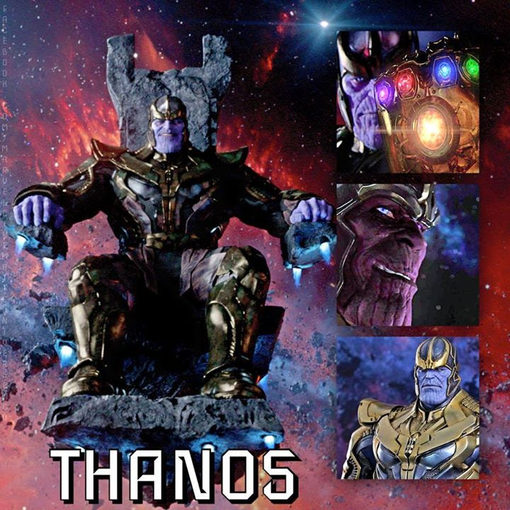 Marvel Cinematic Universe – Characters [Villains] | 01 | Thanos
