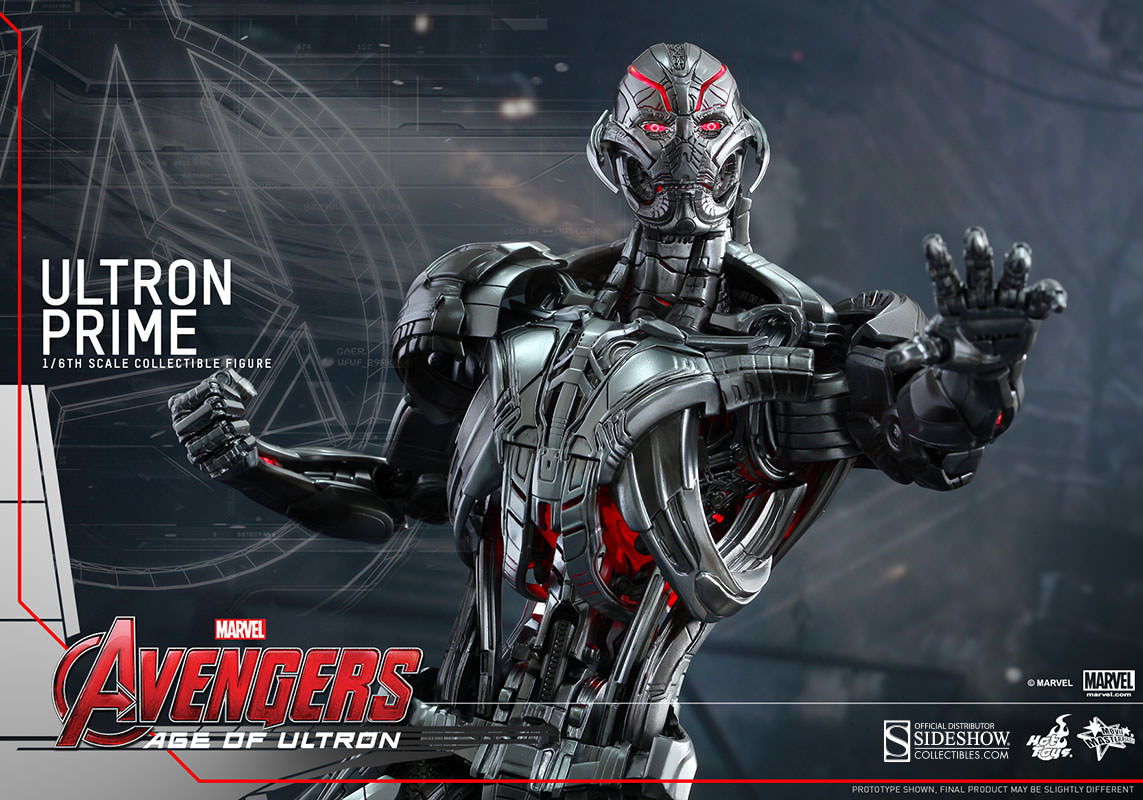 Marvel Cinematic Universe – Characters [Villains] | 09 | Ultron
