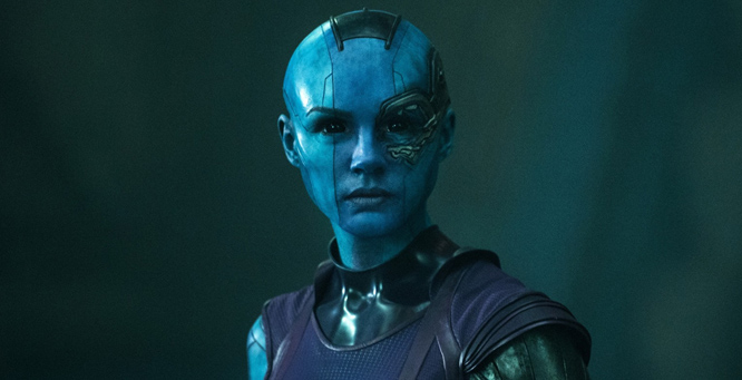 Marvel Cinematic Universe – Characters [Villains] | 08 | Nebula