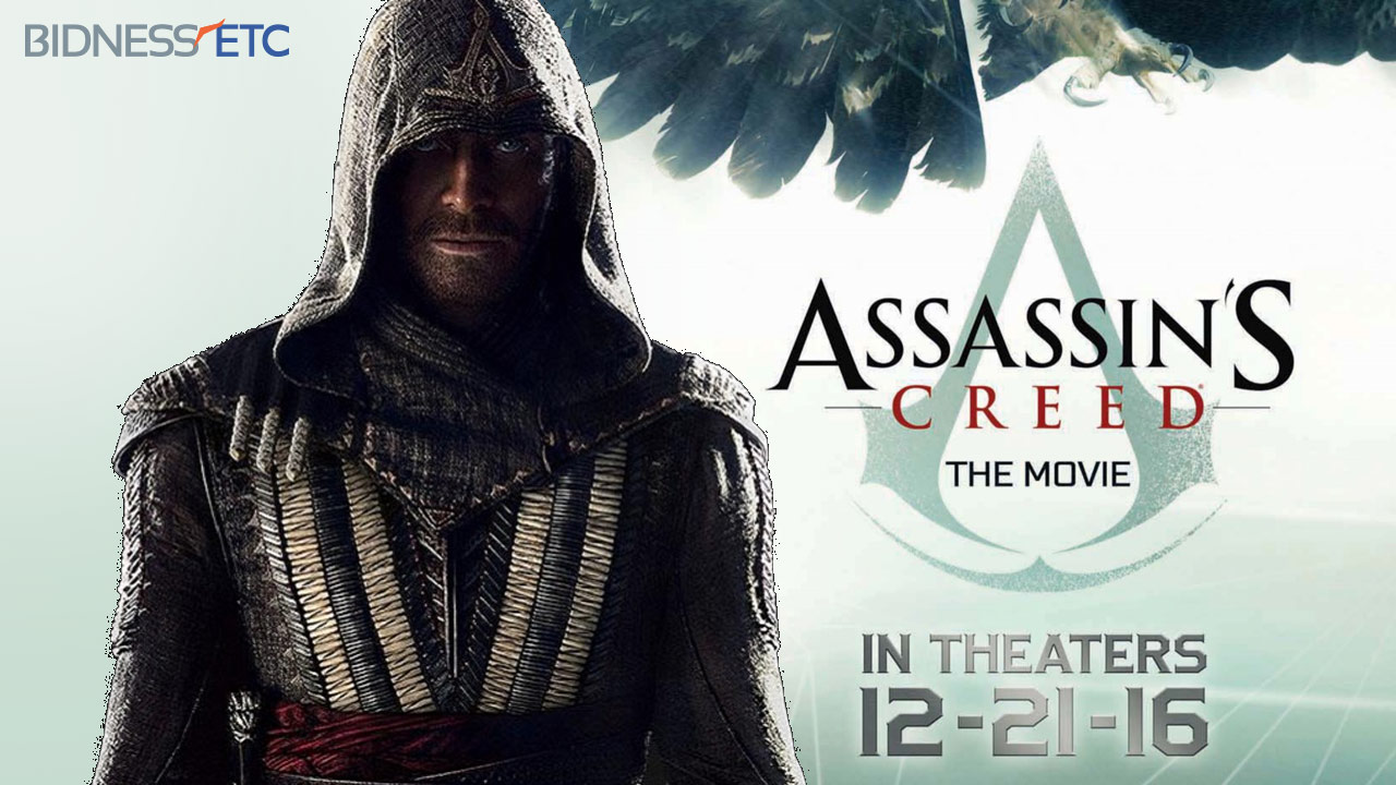 Assassin's Creed Movie Trailer Review