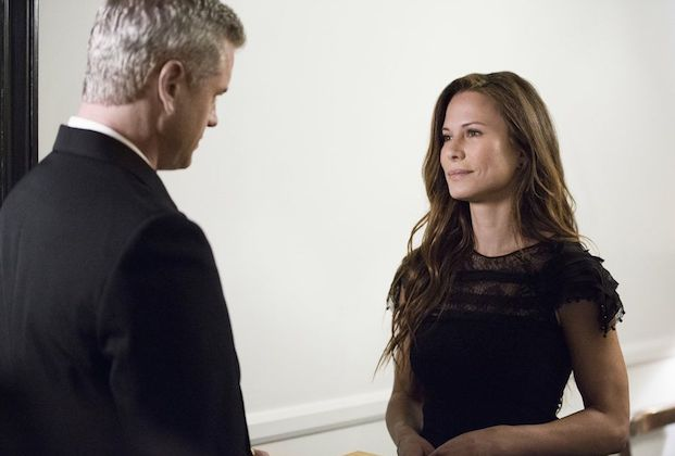 The Last Ship - Series 2 - Episode 13 - A More Perfect Union, Rhona Mitra as Dr. Rachel Scott.