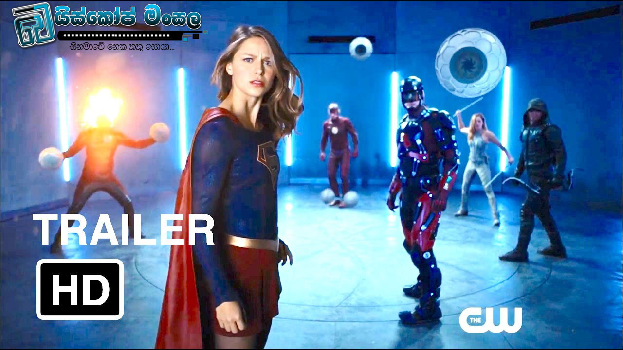 Superhero Fight Club 2.0 Trailer – Supergirl, The Flash, Arrow & Legends of Tomorrow