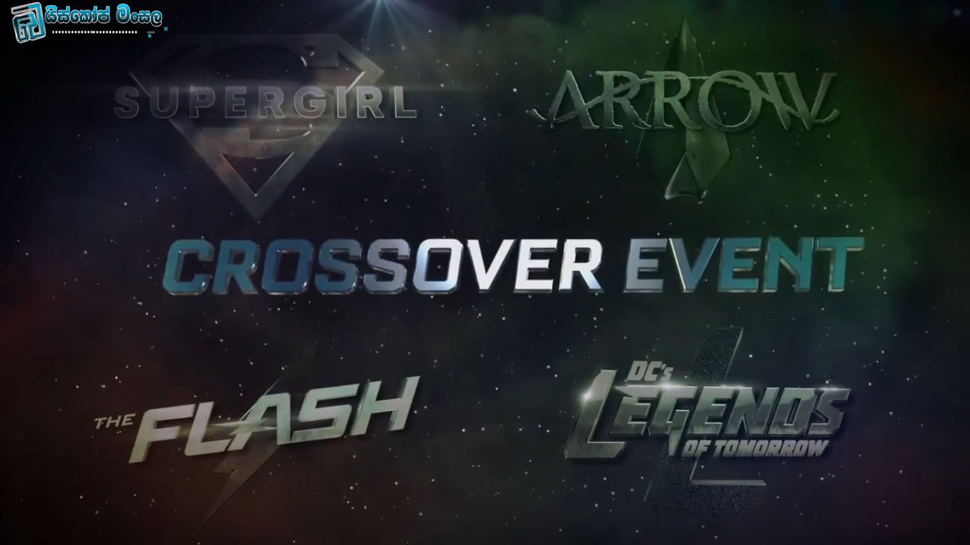 The Flash, Arrow, Supergirl, DC's Legends of Tomorrow 4 Night Crossover Event Trailer | වීරයන්ට එරෙහිව පිටසක්වලයන් ..|